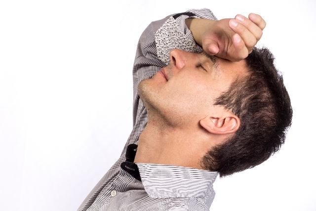 ストレスによる免疫力低下と活性酸素の増加は癌の原因にも